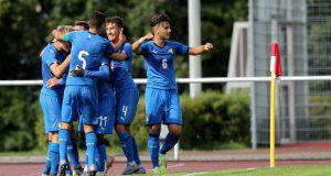 Ecuador-Italia Under 17