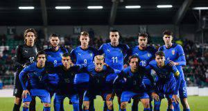 Armenia-Italia Under 21