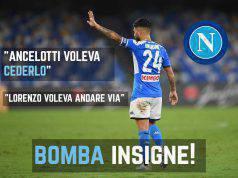 Calciomercato Napoli Insigne