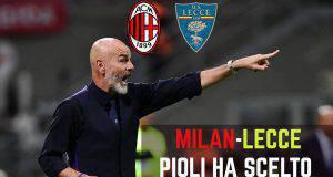 Formazione Milan