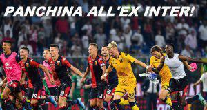 Panchina Genoa