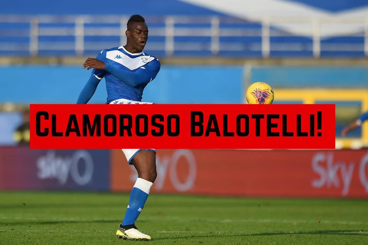 Balotelli Brescia