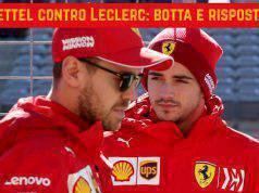 Incidente Vettel Leclerc