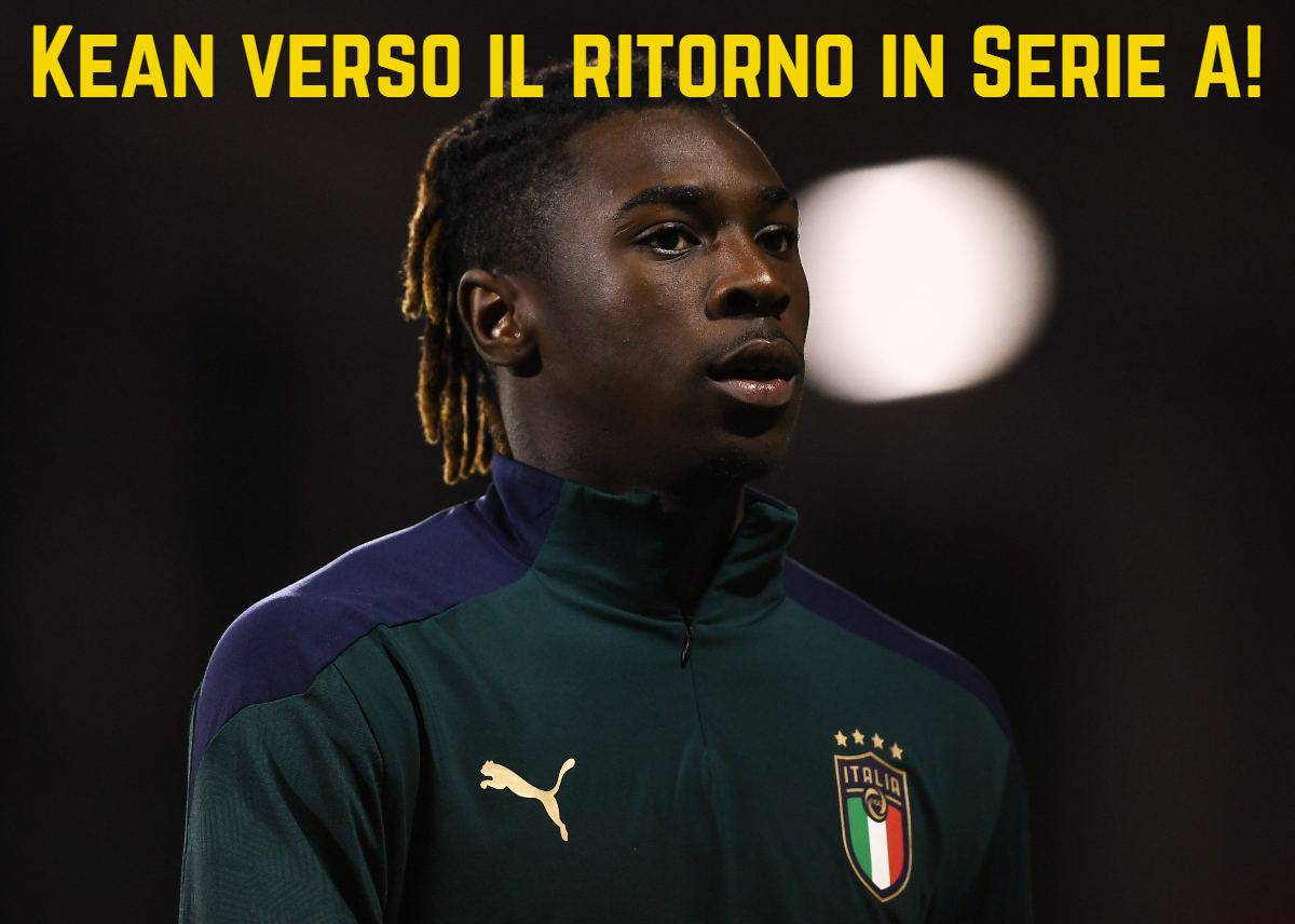 Everton e il caso Kean: va in tribuna