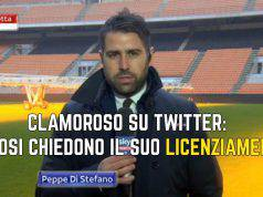 Peppe Di Stefano Out