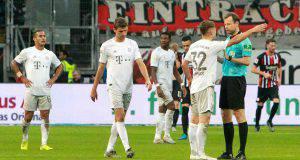 Esonero Kovac Bayern