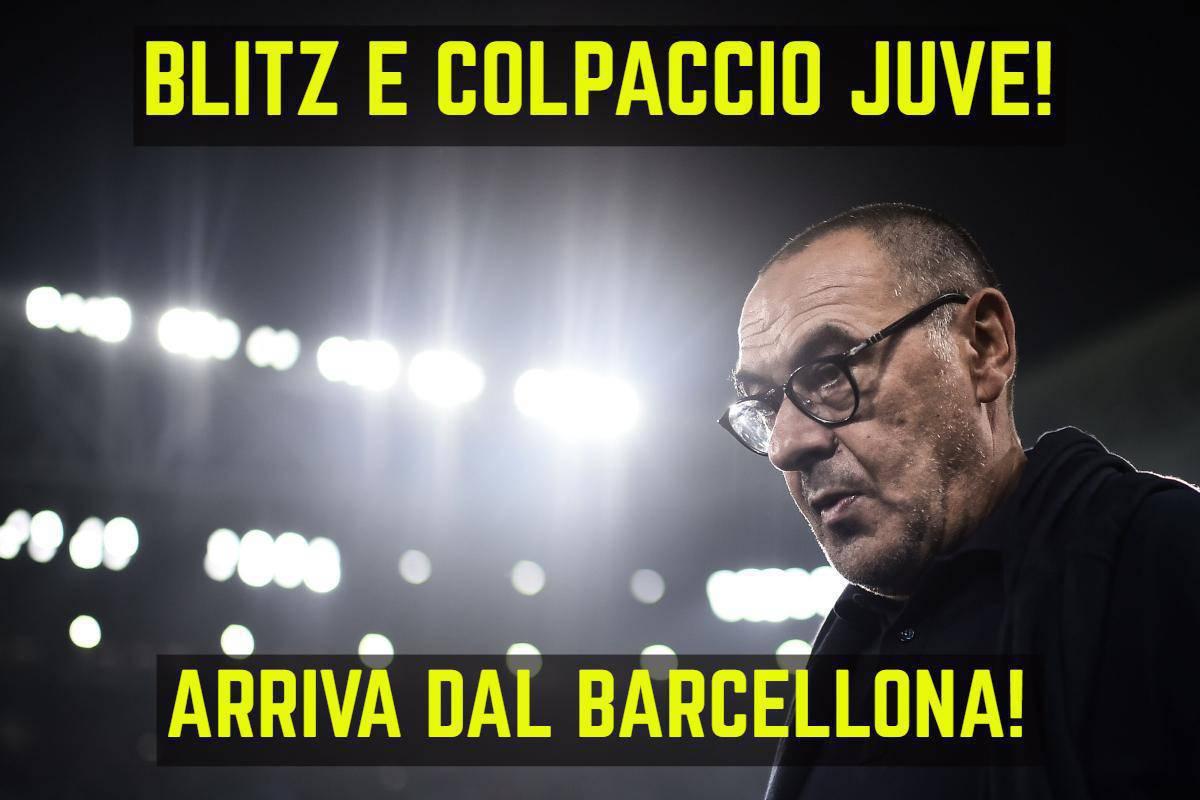 Calciomercato Juventus Barcellona