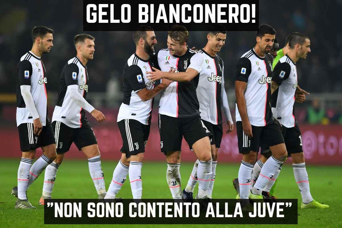 Juventus, Emre Can torna a lamentarsi: