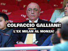 Galliani Monza Milan