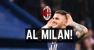 Icardi Milan