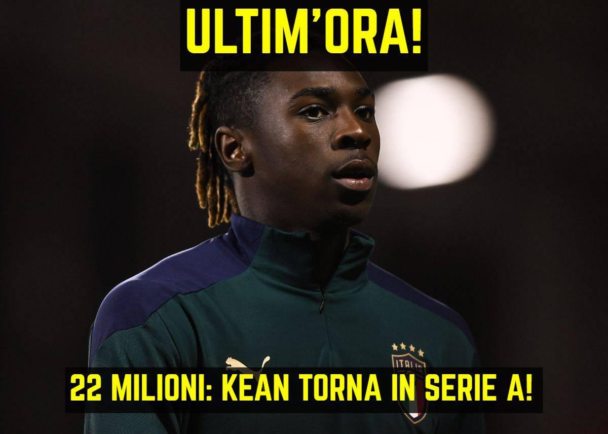 Kean Serie A