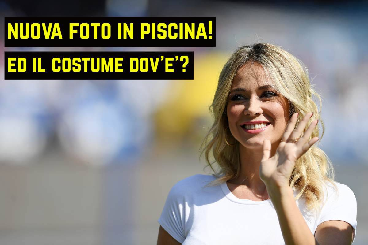 Diletta Leotta costume