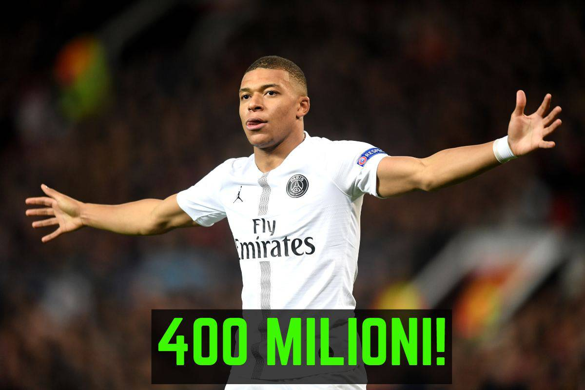 Mbappé Real Madrid