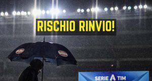 Rinvio Lecce-Udinese