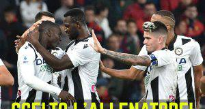 Allenatore Udinese