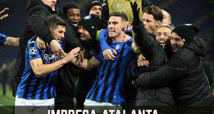 Atalanta record