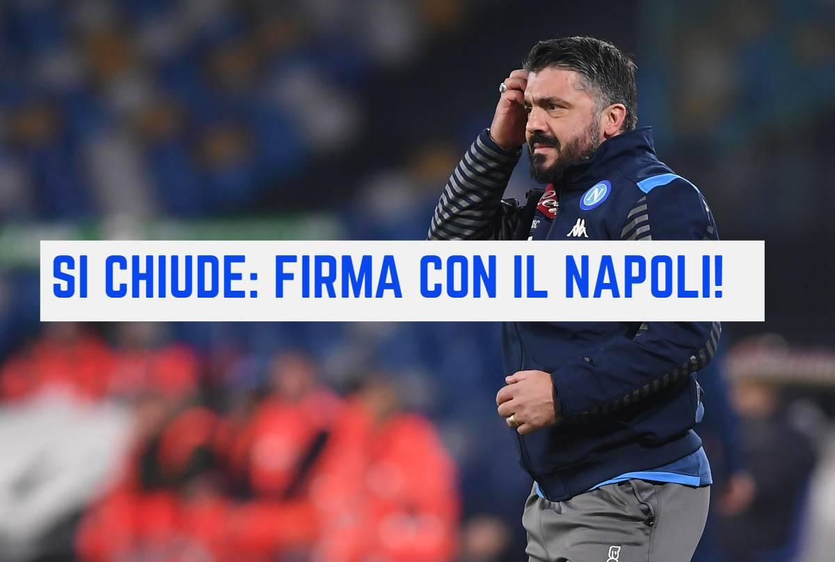 Napoli, Zielinski: