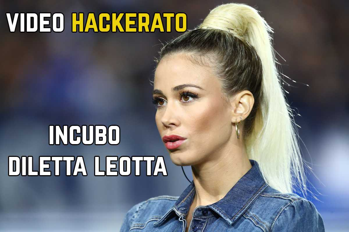Diletta Leotta Video Hackerato
