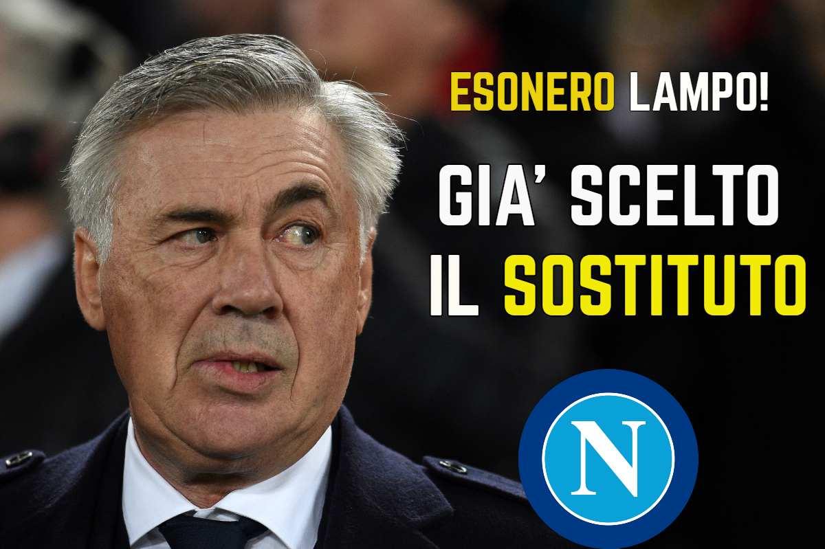 Esonero Ancelotti