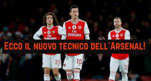 Panchina Arsenal