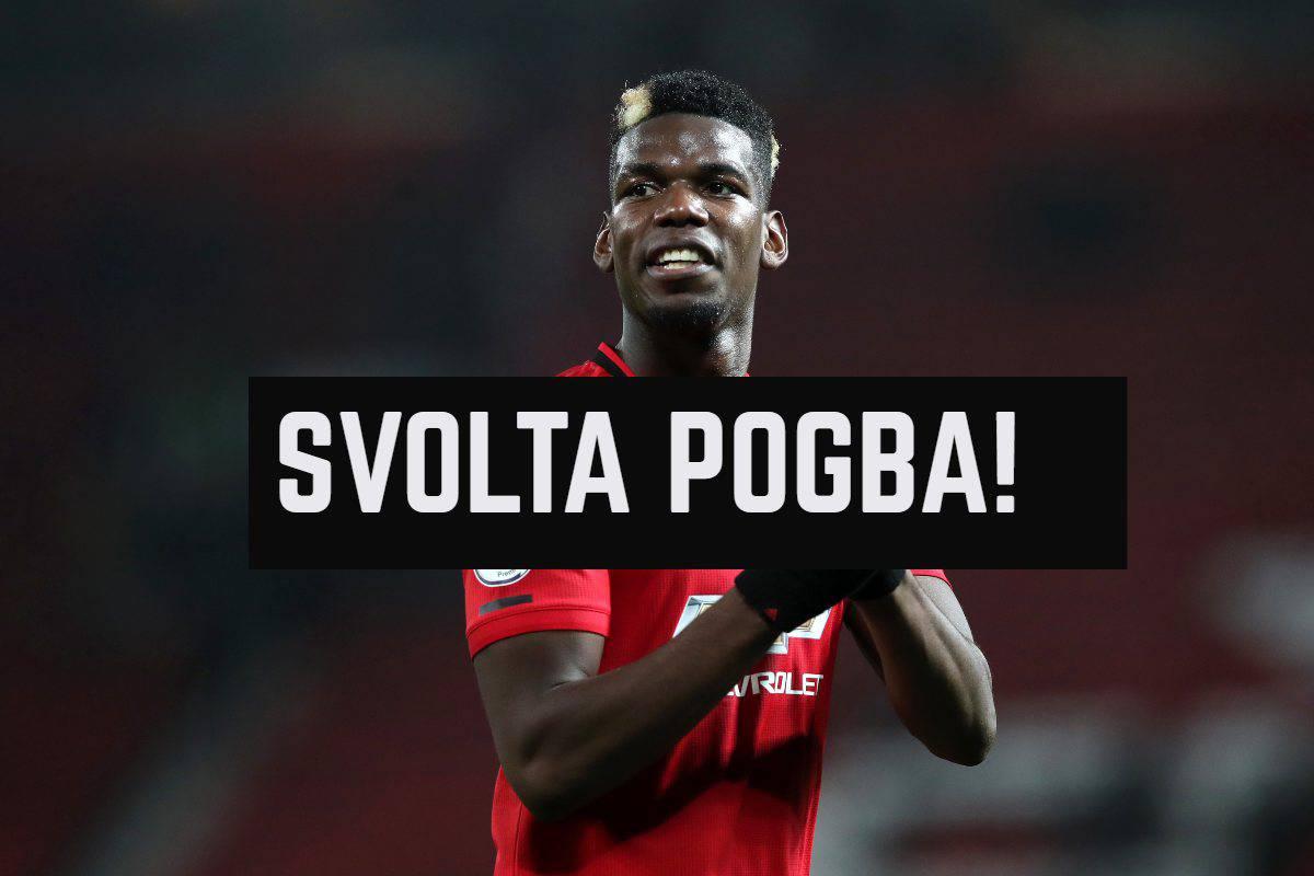 Juventus, punto di svolta per Pogba: ora può veramente arrivare