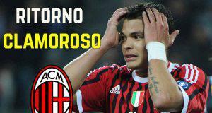 Thiago Silva Milan ritorno