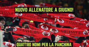 Allenatore Milan
