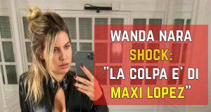 Wanda Nara Maxi Lopez