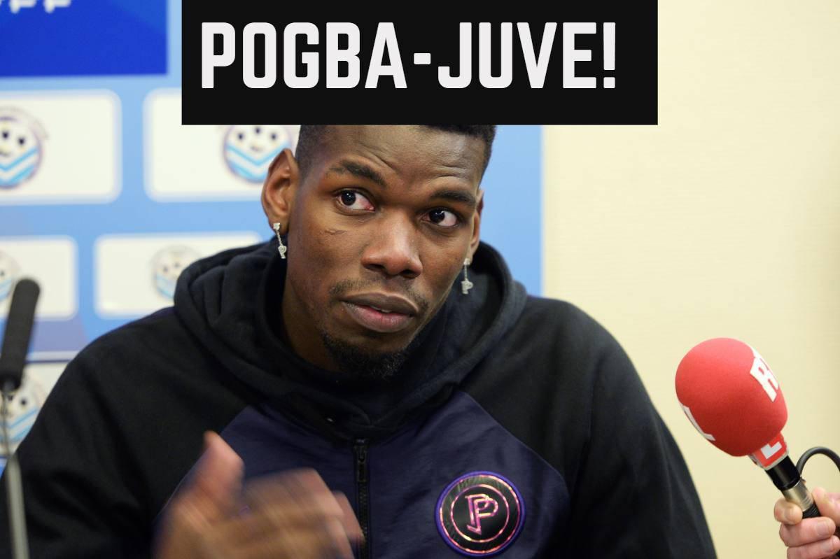 Mercato Juventus, Pogba nel mirino: Paratici propone uno scambio