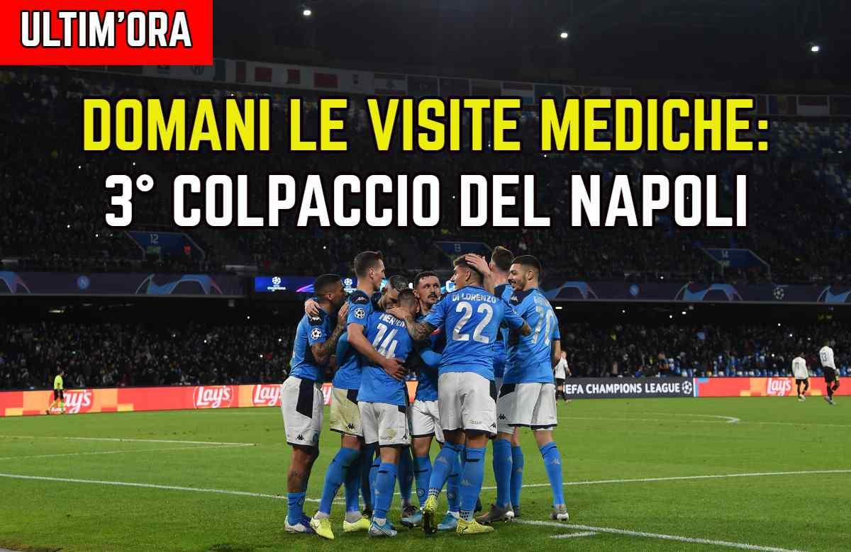 Calciomercato Napoli, domani le visite mediche di Rrahmani: i dettagli