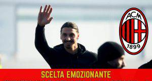 Ibrahimovic Milan Numero 21
