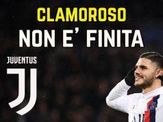 Icardi Juventus