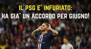 Icardi PSG