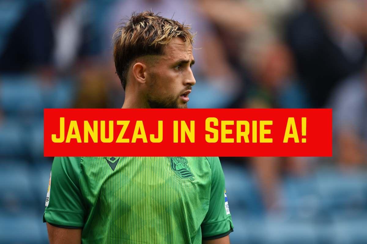 Januzaj Roma, i giallorossi hanno una sfidante in più: Milan in agguato