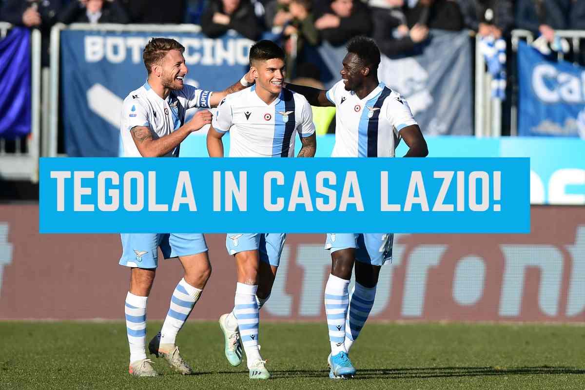 Tutto facile per la Lazio contro la Samp: all'Olimpico finisce 5-1