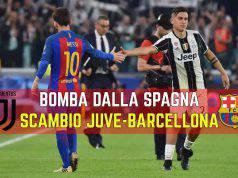 Scambio Juventus Barcellona