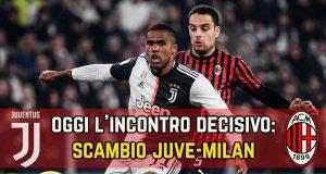 Scambio Juve Milan