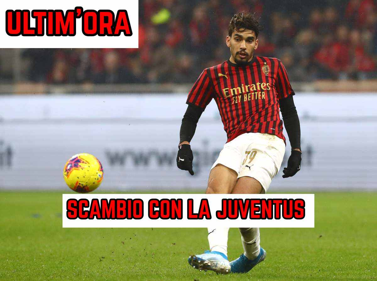 Paquetà Juventus