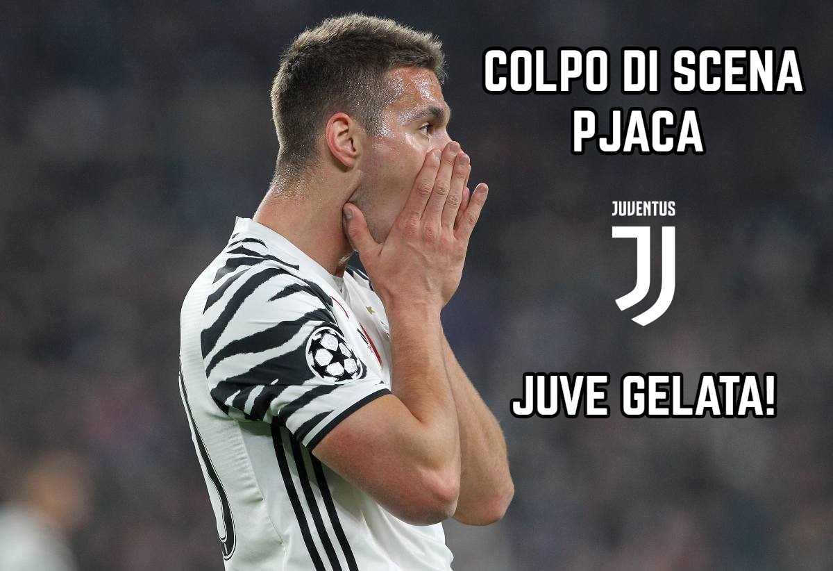 Pjaca Juventus