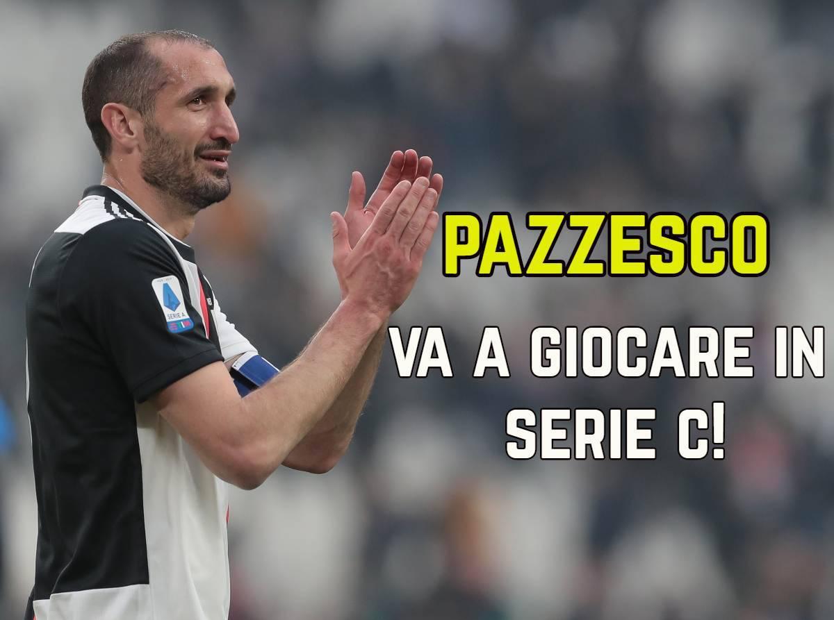 Juventus: Chiellini vuole tornare titolare con l'Inter