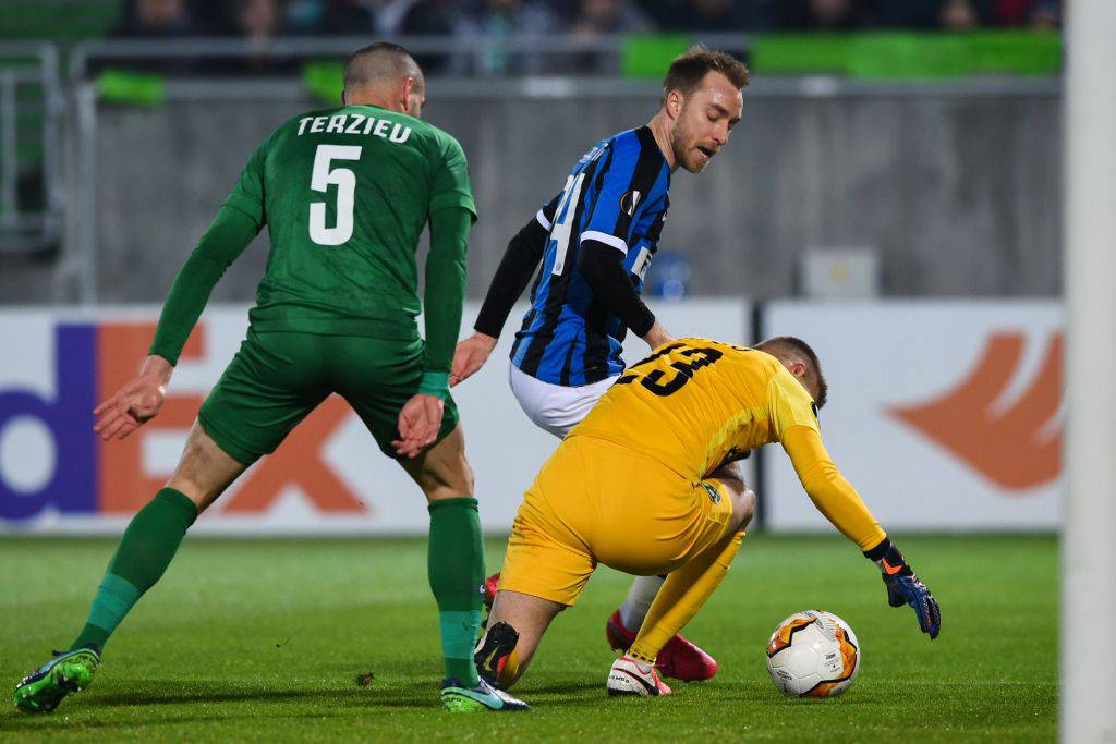 Ludogorets-Inter