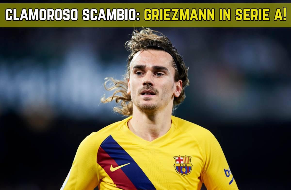 Griezmann Serie A