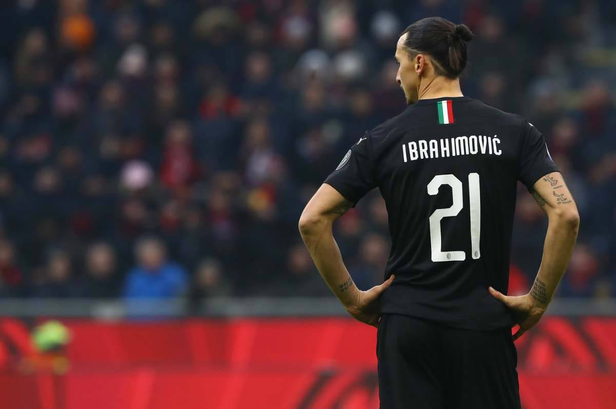Allegri Milan Ibrahimovic
