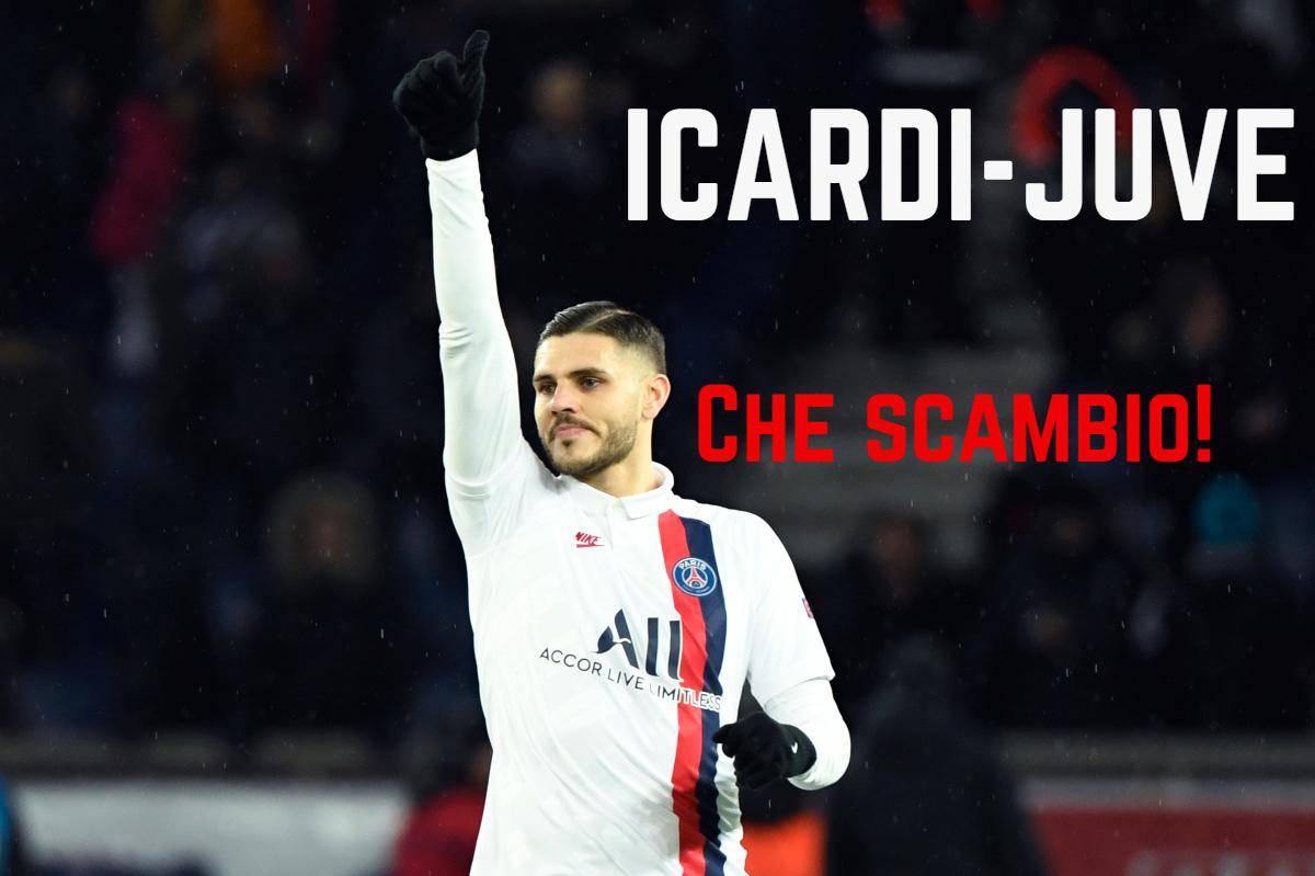 Calciomercato Juventus, colpo Icardi: Pjanic sul tavolo!