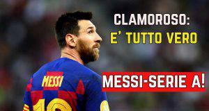Messi Serie A