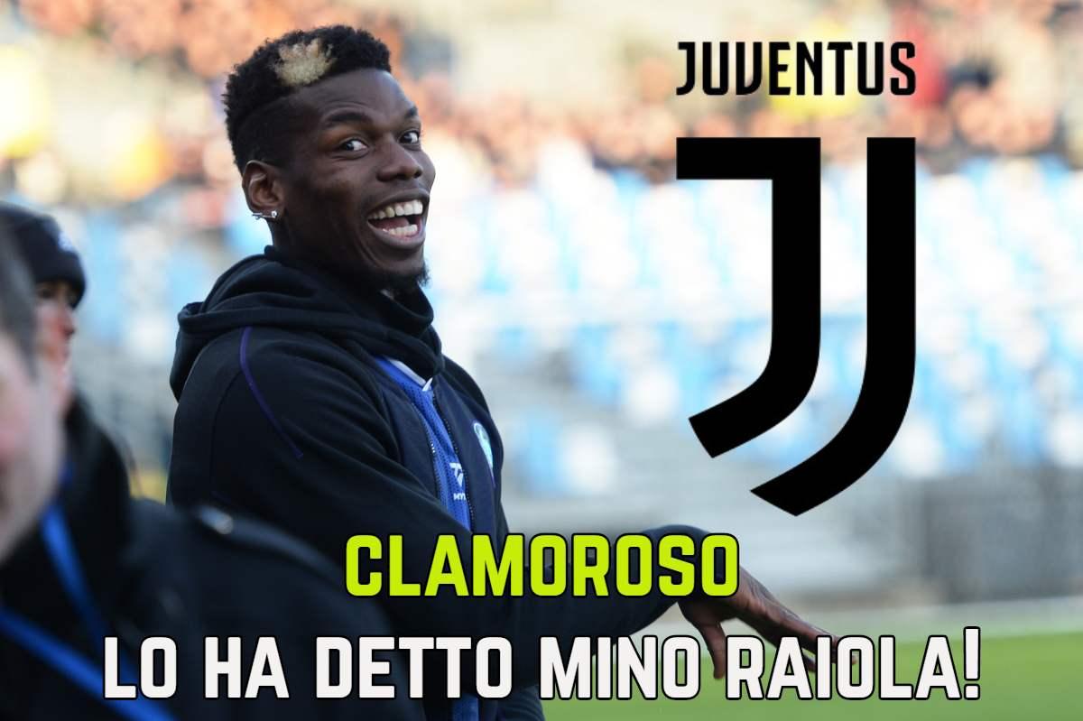 Pogba Juventus