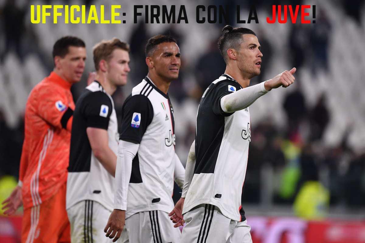 Szczesny rinnova, alla Juventus fino al 2024