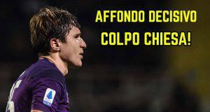 Calciomercato Juventus Chiesa
