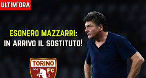 Esonero Mazzarri