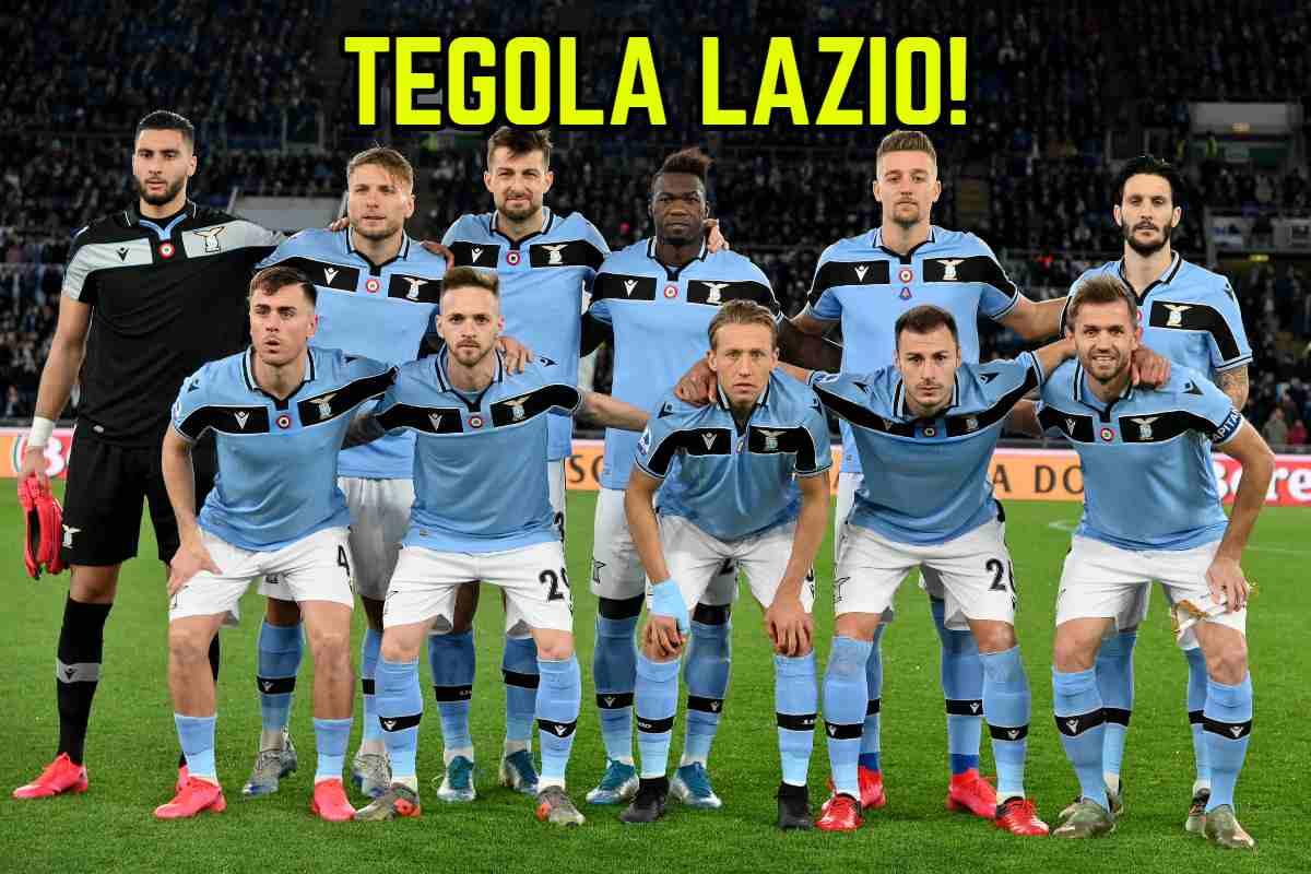 Infortunio Lulic Lazio